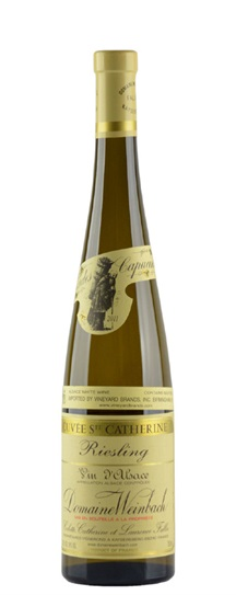 2011 Domaine Weinbach Riesling Cuvee Ste Catherine