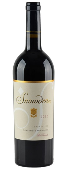 2008 Snowden The Ranch, Cabernet Sauvignon
