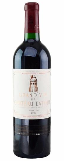 1999 Latour, Chateau Bordeaux Blend