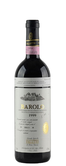 1995 Bruno Giacosa Barolo Falletto