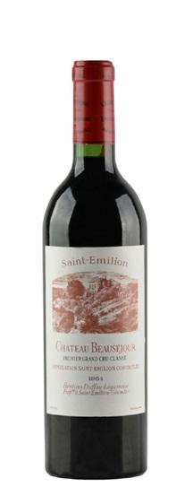 1964 Beausejour (Duffau Lagarrosse) Bordeaux Blend