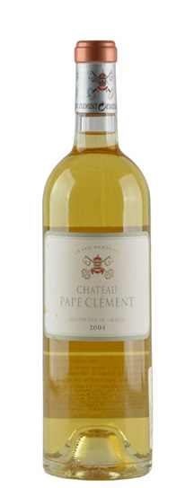 2004 Pape Clement Blanc