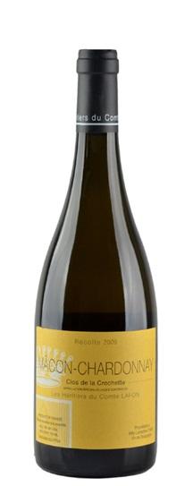 2010 Heritiers du Comte Lafon, Domaine des Macon Chardonnay Clos de la Crochette