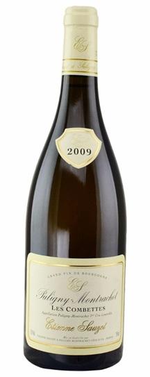 2009 Sauzet, Domaine Etienne Puligny Montrachet les Combettes Premier Cru