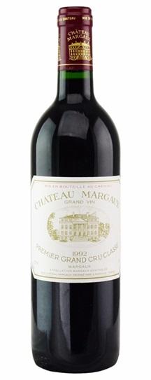 1992 Margaux, Chateau Bordeaux Blend