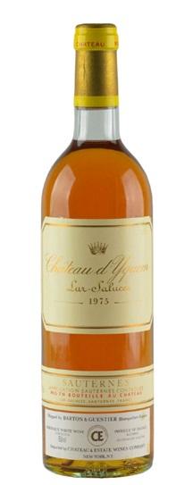 1976 Chateau d'Yquem Sauternes Blend