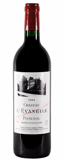 1990 L'Evangile Bordeaux Blend