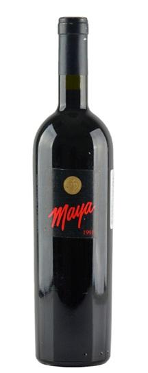 1991 Dalla Valle Maya Proprietary Red Wine