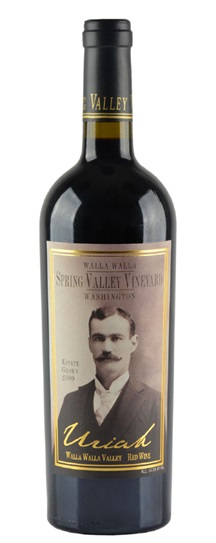 2007 Spring Valley Vineyard Uriah