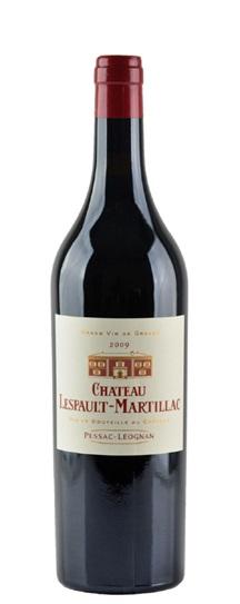 2009 Lespault Martillac Bordeaux Blend