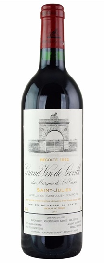 1989 Leoville-Las Cases Bordeaux Blend
