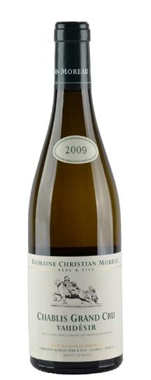 2008 Christian Moreau & Fils Chablis Vaudesir