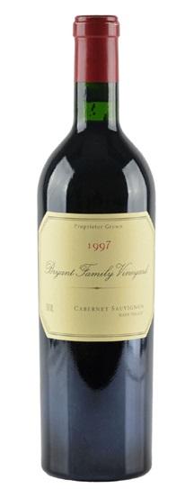 1996 Bryant Family Vineyard Cabernet Sauvignon