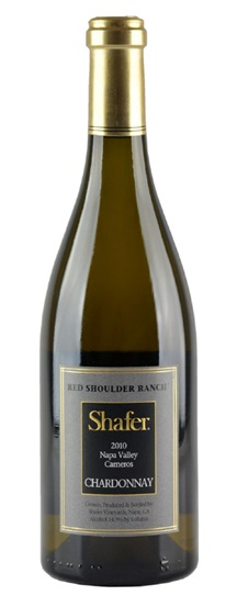 2011 Shafer Vineyards Chardonnay Red Shoulder Ranch