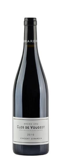 2010 Girardin, Vincent Clos De Vougeot Grand Cru Vieilles Vignes