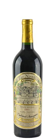 1984 Far Niente Cabernet Sauvignon