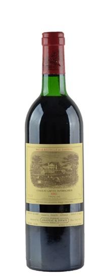 1969 Lafite-Rothschild Bordeaux Blend