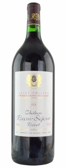 1976 Beau-Sejour-Becot Bordeaux Blend
