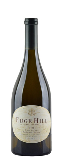 2009 Rudd Estate Chardonnay Edge Hill Bacigalupi Vineyard
