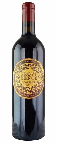 2005 La Providence Bordeaux Blend
