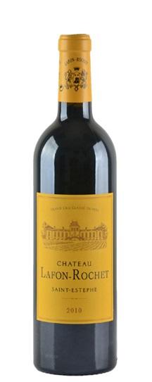 2010 Lafon Rochet Bordeaux Blend