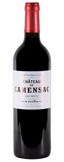 2005 Camensac Bordeaux Blend