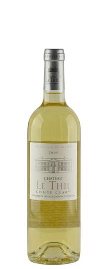 2009 Thil (Comte Clary), Chateau le Blanc
