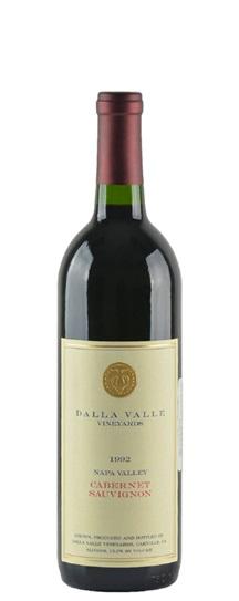 1993 Dalla Valle Cabernet Sauvignon Estate