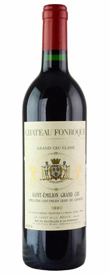 1990 Fonroque Bordeaux Blend