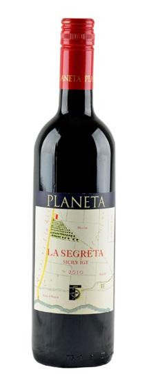 2010 La Planeta La Segreta Rosso