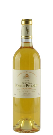 2010 Lafaurie-Peyraguey Sauternes Blend