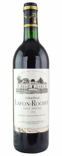 1986 Lafon Rochet Bordeaux Blend