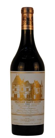 2002 Haut Brion Bordeaux Blend