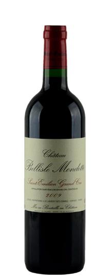 2009 Bellisle-Mondotte Bordeaux Blend