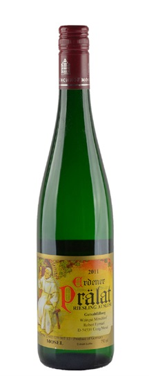 2011 Monchhof, Weingut Robert Eymael Riesling Auslese Erdener Pralat