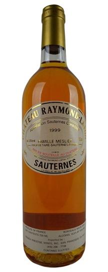 1999 Raymond-Lafon Sauternes Blend