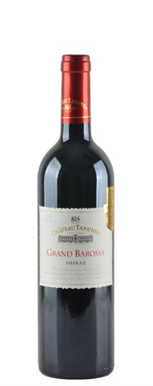 2007 Chateau Tanunda Grand Barossa Shiraz