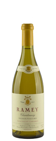 2010 Ramey Chardonnay Hudson Vineyard