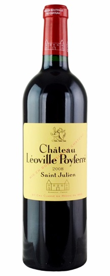 2008 Leoville-Poyferre Bordeaux Blend