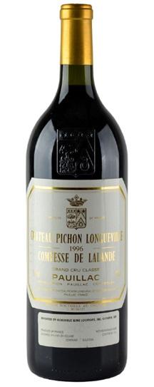 1996 Pichon-Longueville Comtesse de Lalande Bordeaux Blend