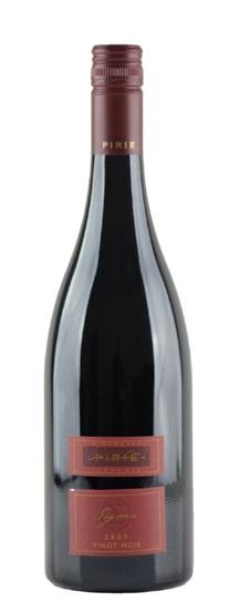 2005 Pirie Estate Pinot Noir Sigma