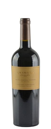 2009 Anakota Cabernet Sauvignon Helena Montana Vineyard