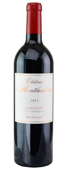 2011 Montlandrie Bordeaux Blend