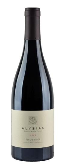 2009 Alysian Russian River Pinot Noir