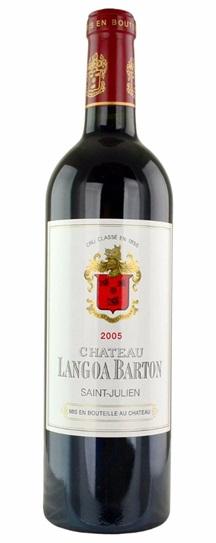 1996 Langoa Barton Bordeaux Blend