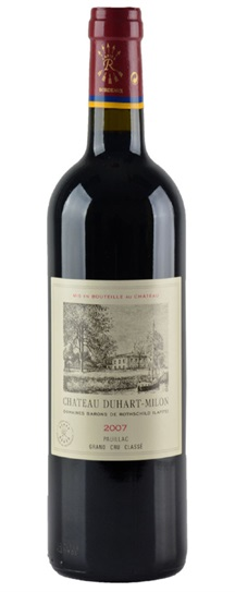 2007 Duhart-Milon-Rothschild Bordeaux Blend