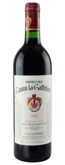 1993 Canon la Gaffeliere Bordeaux Blend