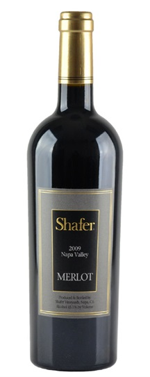 2008 Shafer Vineyards Merlot