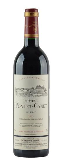 1995 Pontet-Canet Bordeaux Blend