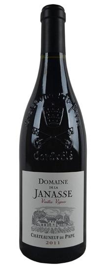 2011 Domaine de la Janasse Chateauneuf du Pape Vieilles Vignes